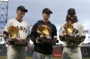 Giants' Brandon Crawford, Buster Posey named Gold Glove finalists