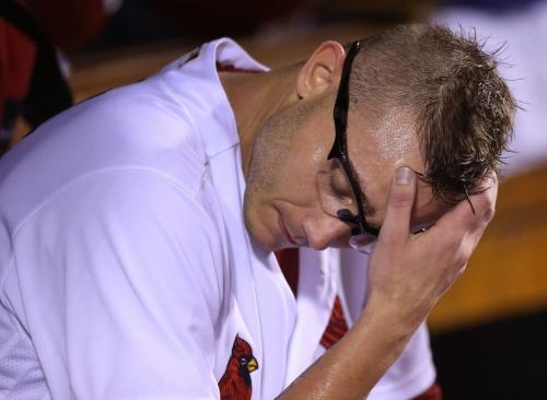 Cardinals looking for bullpen help