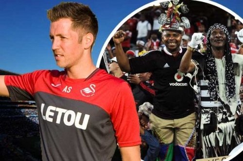The fascinating story of the former Swansea City man at the heart of Africa's biggest derby - and why Gerhard Tremmel owes him one