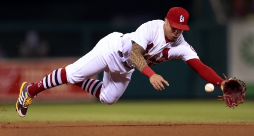 Wong in the running for his first Gold Glove Award, Molina a 'finalist' for his ninth