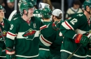 The Wild take advantage of a frustrated Kings team and win 4-1 at home