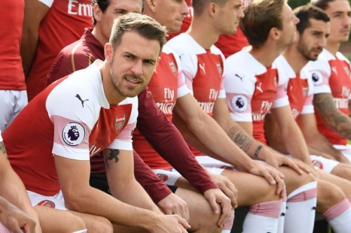 Aaron Ramsey mystified by Arsenal contract withdrawal as he answers rumours linking him to Tottenham Hotspur