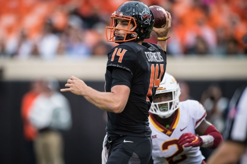 Cowboys Ride for Free Q&A: Controlling the ball key for Oklahoma State