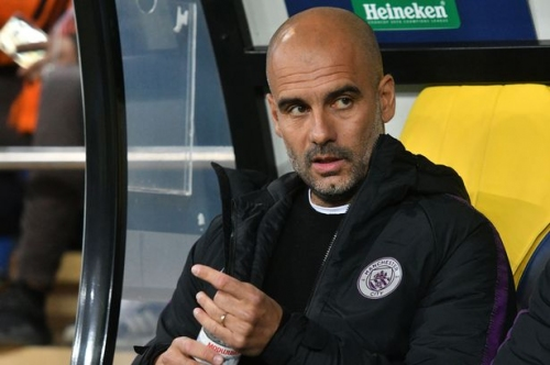 Pep Guardiola sends Man City players a stern warning as competition for places hots up
