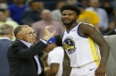 How Warriors' big man Jordan Bell plans to get himself back in the mix