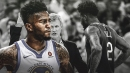 Warriors' Jordan Bell plans to get back in rotation by doing what got him there