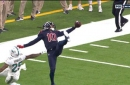 DeAndre Hopkins made the greatest catch in NFL history...that didn't count