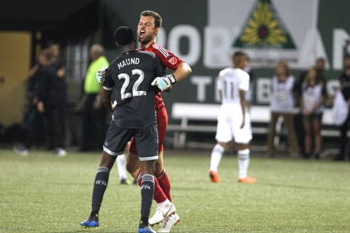 Guess the Starting XI and Final Score (MLS Match #34 -Portland Timbers)