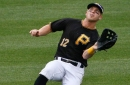 Corey Dickerson (gasp!) is a Gold Glove finalist