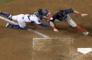 Cody Bellinger cuts down Ian Kinsler, making up for gaffe on bases