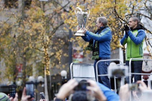 Brian Schmetzer's playoff history, by the numbers