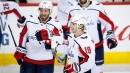 Capitals' Backstrom scores shootout winner to down Flames