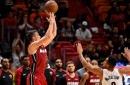 Goran Dragic makes history in 120-11 win against Trail Blazers