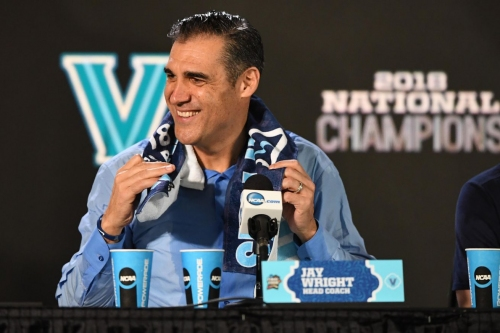 Jay Wright opens up on Quinerly recruitment, new NBA G-League alternative, one-and-dones