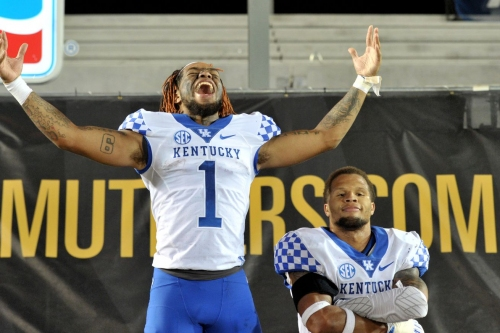 Lynn Bowden has career performance in Kentucky's miracle win over Missouri