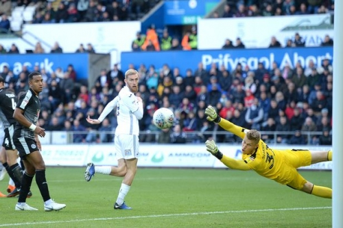 Swansea City star rinses his man, Potter's conductor shows his best and the Nordfeldt stat that raises eyebrows