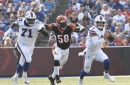 The Bengals offensive and defensive lines rank top 10 in surprising categories