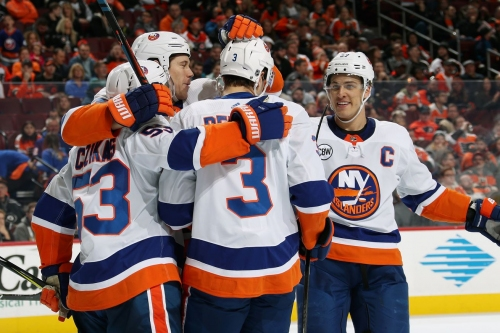 Islanders 6, Flyers 1: This is getting tiresome