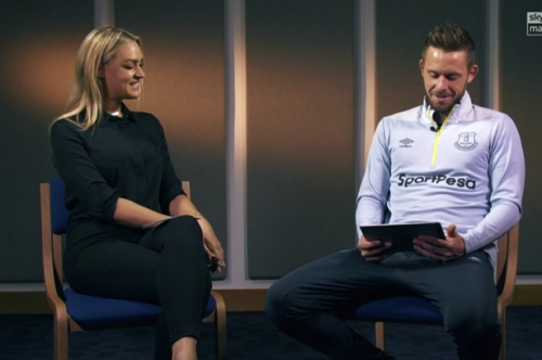 Gylfi Sigurdsson has just revealed his favourite Swansea City, Tottenham and Everton goals and the story behind a bizarre celebration