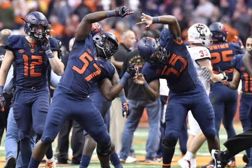 Syracuse Football finally returns to the top 25