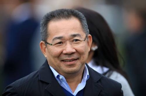 Leicester City's owner Vichai Srivaddhanaprabha confirmed one of five dead after helicopter crash