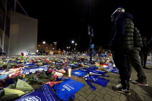 Leicester City confirm details of 'unspeakable' tragedy as owner and four others dead