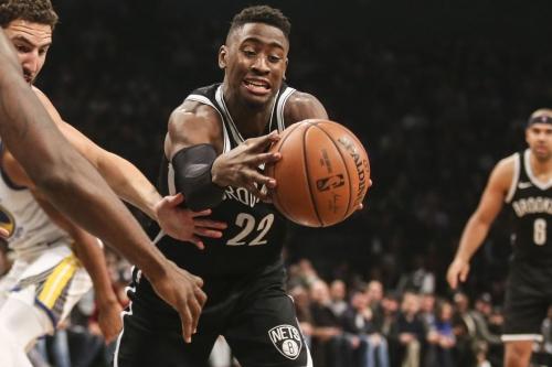 LISTEN UP! Nets talk tough loss to Golden State