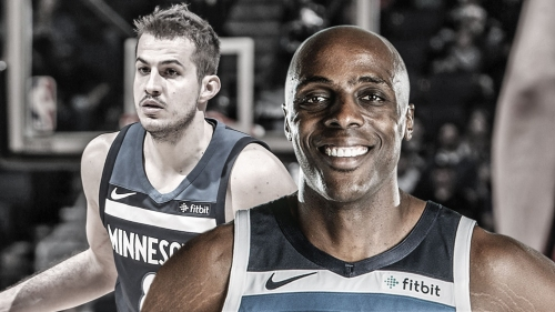 Anthony Tolliver claps back at fan complaining about Timberwolves' loss of Nemanja Bjelica