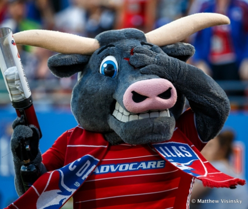 FC Dallas opens their 2018 MLS Cup Playoffs on Halloween night