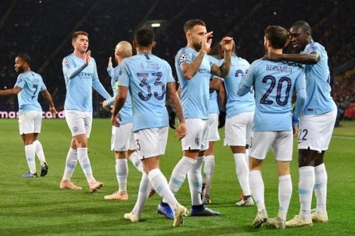 How Man City should line up vs Tottenham Hotspur in Premier League fixture