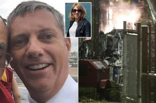 Leicester City helicopter crash hero pilot Eric Swaffer spent career flying Royal Family and string of other celebrities