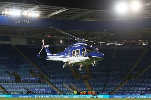 Aston Villa and Birmingham City lead heartbreaking tributes to Leicester City helicopter crash victims