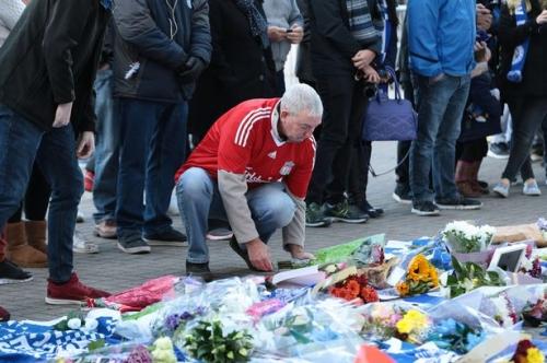 Leicester City helicopter crash trolls spark fury over vile Twitter jokes