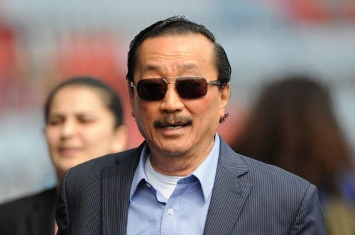 Cardiff City owner Vincent Tan pays touching tribute to Vichai Srivaddhanaprabha following Leicester helicopter tragedy