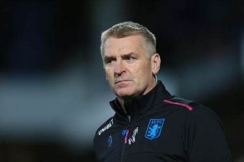 The encouraging boost Dean Smith has received at Aston Villa