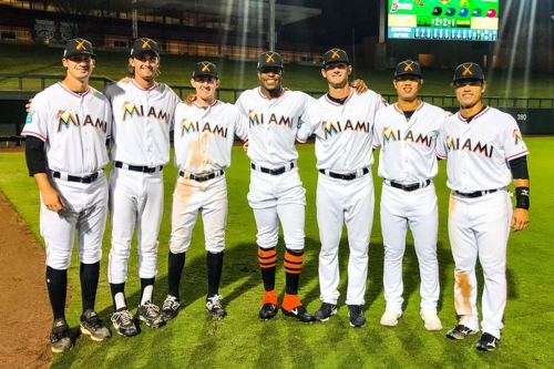 Marlins fall/winter update, Oct. 22-28