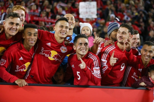 Red Bulls finish record-setting regular season exactly how they wanted