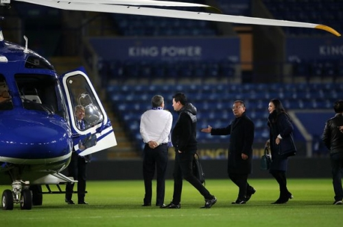 Leicester City helicopter's final moments before crash set to be revealed