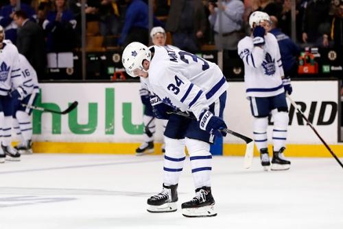 Toronto Maple Leafs Lose Auston Matthews For Four Weeks