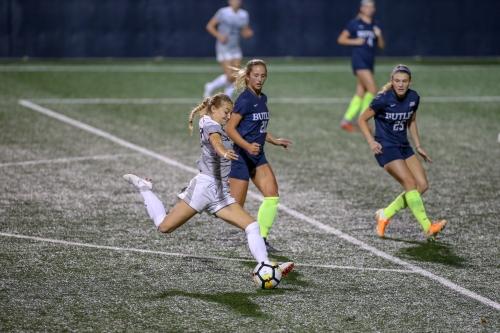 Xavier University women's soccer: Samantha Dewey named Big East midfielder of the year