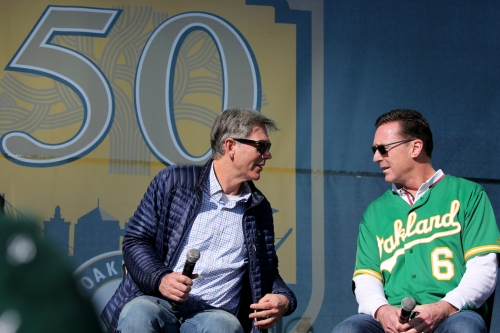 A's sign Billy Beane, David Forst, Bob Melvin to contract extensions