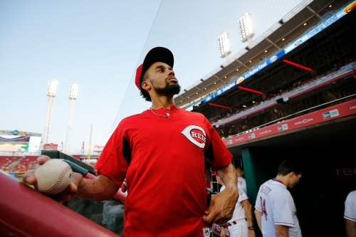 Email: Billy Hamilton wants to meet boy to give him his Reds jersey
