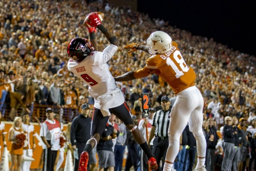 Texas-Texas Tech game will be another six-day selection