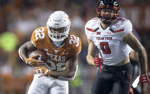 Announcement of details for Texas' trip to Texas Tech placed on hold by the Big 12