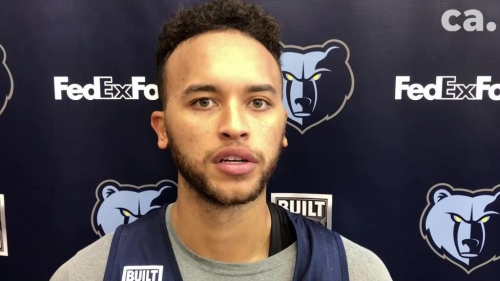 Grizzlies' Kyle Anderson needs to 'be a little bit more aggressive'