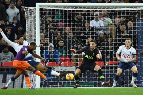 Man City player ratings as Fernandinho shines in 1-0 win over Tottenham