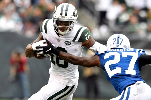 Buffalo Bills visit with free agent wide receiver Terrelle Pryor