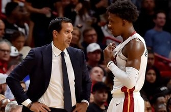 Heat unable to keep pace with Kings, fall 123-113