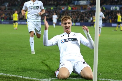 The unsung Swansea City man who nearly left is now too hard to ignore - partly down to his unusual boots