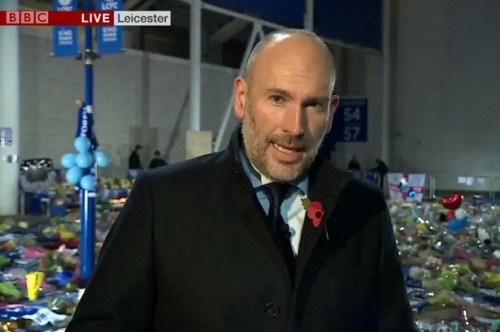BBC Sport editor issues apology for offensive off-air comments about victim of Leicester City helicopter crash
